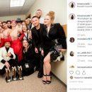 Монатик с женой похвастались премиями «M1 Music Awards»
