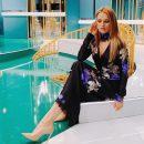 Ольга Фреймут показала, как выглядела в 20 лет