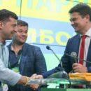 Разумков прокомментировал слова Зеленского о роспуске Рады
