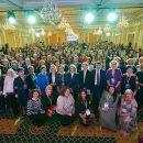 Олена Зеленська показала відмінний стиль на відкритті Українського жіночого конгресу: фото