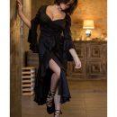 Надежда Мейхер показала идеальные формы в прозрачном платье