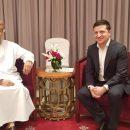 У Зеленского заявили о еще одной встрече в Омане и показали новые фото