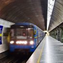 Киевляне в метро обезвредили отморозка с заточкой: появилось видео