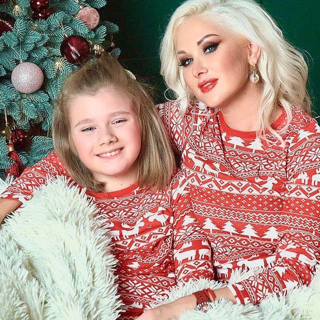 Екатерина Бужинская умилила редким фото с дочерью