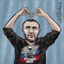 Ломаченко попал на жесткую карикатуру из-за скандального видео со спецназом России