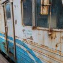 В Сеть попали фотографии ужасного состояния киевской электрички (видео)