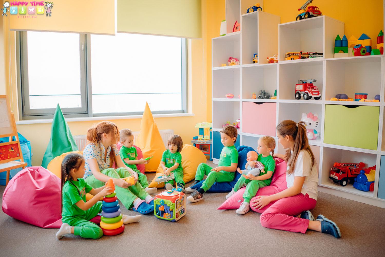 Школа развития малышей в Одессе