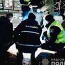 Появилось видео момента убийства пластического хирурга Андрея Сотника (видеo)