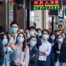 Незважаючи на епідемію коронавірусу китайці продовжують ходити на роботу