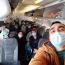 Все эвакуированные из Китая украинцы здоровы, - Минздрав