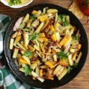 Продукты, с которыми опасно есть жареный картофель