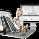 Профессиональная разработка интернет-магазина в Харькове