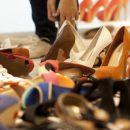 Оптовые партии обуви от популярных брендов