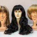 Шиньоны, парики и накладные волосы для смены имиджа