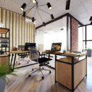 Дизайн и проектирование офисов