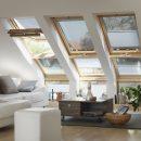 Красивые и качественные мансардные окна от бреда Velux